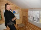 Kunstikooli näituse avamine ja valijate esmakohtumine saadikutega 6. nov. 2013